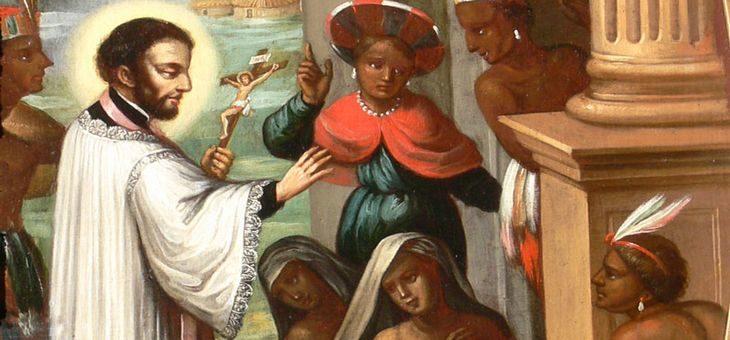 Krótka historia misji Jezuickich
