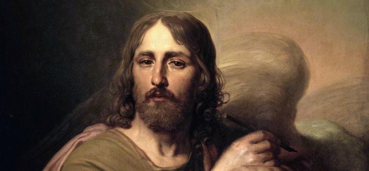 Medytacja o św. Łukaszu Ewangeliście, który zaprasza nas, aby rozpalić serca miłością do Chrystusa Pana
