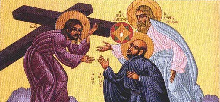 Wizja Św. Ignacego Loyoli w La Storta