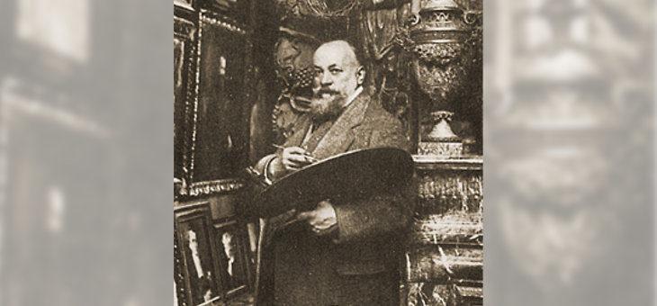 Polski malarz – Jan Styka (1858 -1925)