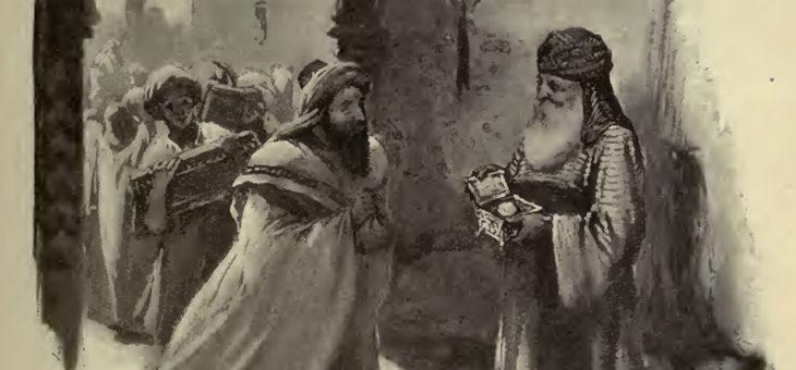 O królestwie niebieskim, czyli o ukrytym skarbie i o poszukiwaczu pereł