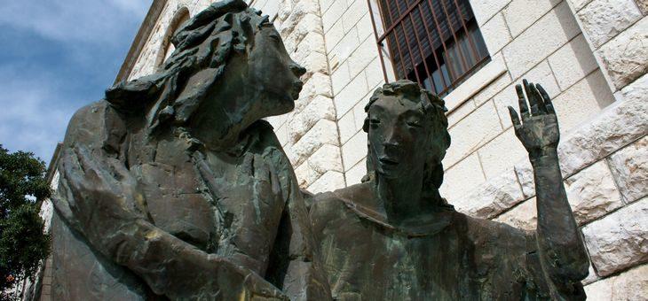 Zwiastowanie, czyli medytacja o tym, jak poselstwo z niebios zmieniło życie nazaretańskiej Dziewicy