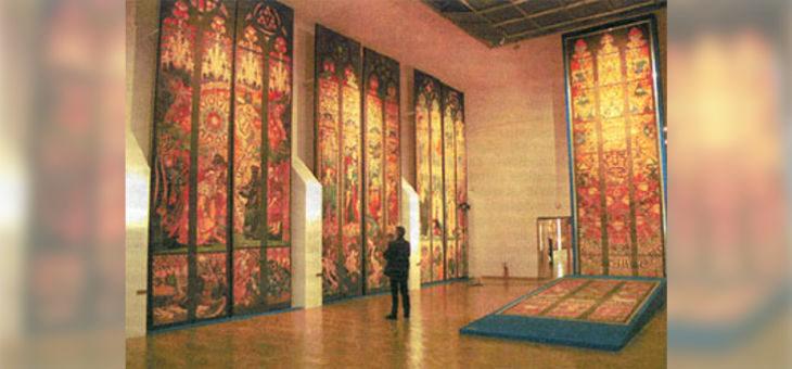 Wystawa dzieł Józefa Mehoffera