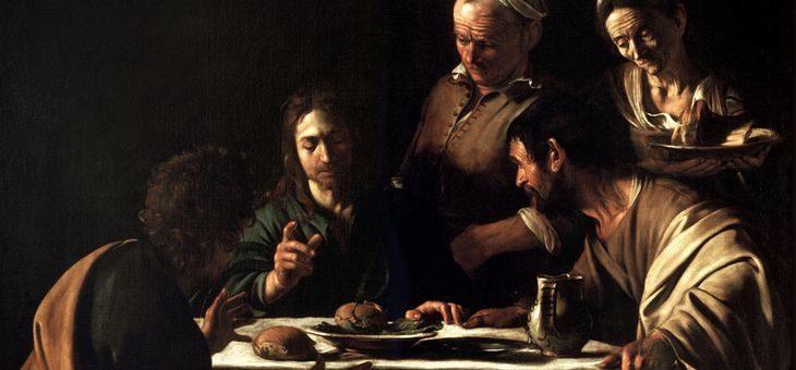 Przemiana uczniów idących do Emaus, czyli spotkanie z Nieznajomym