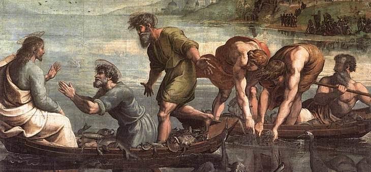 Spotkanie ze Zmartwychwstałym nad Morzem Tyberiadzkim