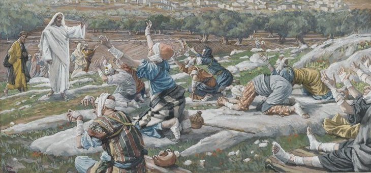 O Uzdrawiającym z trądu i grzechu
