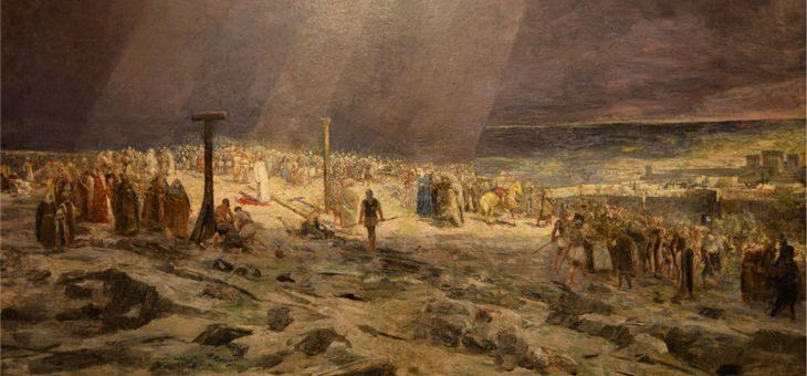 Golgota – panorama Jana Styki