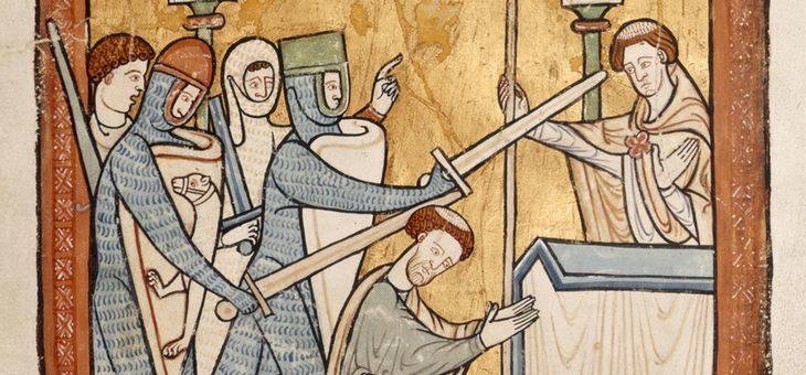 Wierny biskup – Tomasz Becket