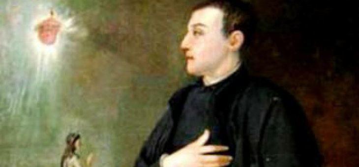Błogosławiony apostoł Serca Jezusa w Hiszpanii Bernard De Hoyos SJ