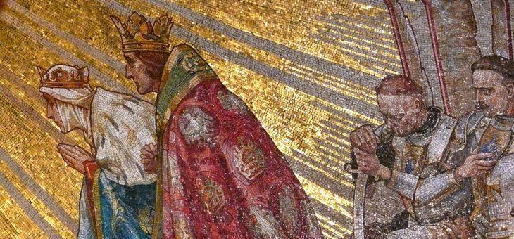 Adoracja Chrystusa Króla przez stany Narodu polskiego