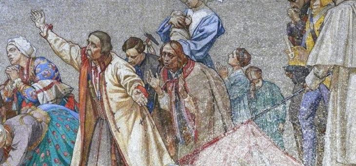 Adoracja Chrystusa przez stany Narodu polskiego