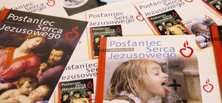 """Archiwalne numery """"Posłańca Serca Jezusowego"""" w sieci internetowej"""