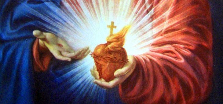 Serce Jezusa w ikonografii