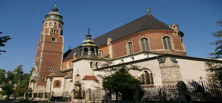 Projekty jezuickiego kościoła Serca Jezusowego w Krakowie
