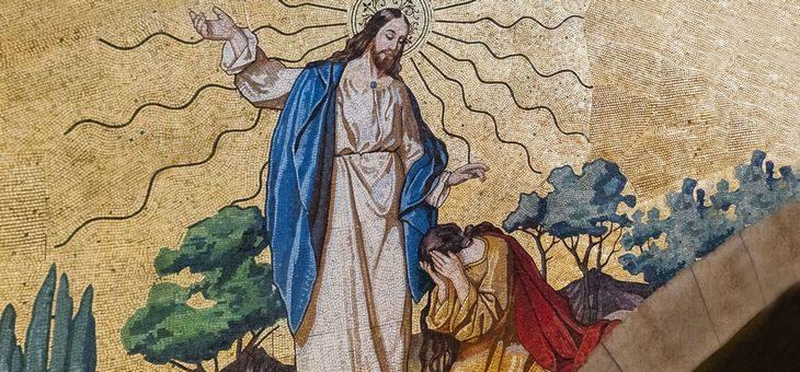 Przebaczenie jawnogrzesznicy