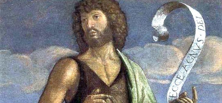 Narodzenie św. Jana Chrzciciela, czyli medytacja o Tym, który był głosem zapowiadającym Chrystusa