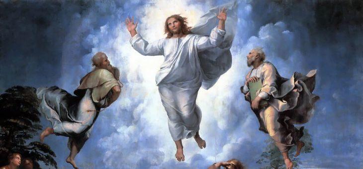 Przemienienie Jezusa, czyli o światłości przemieniającej świat