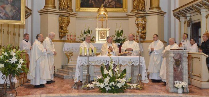 Jubileusz 35-lecia Apostolstwa Modlitwy w Radomiu