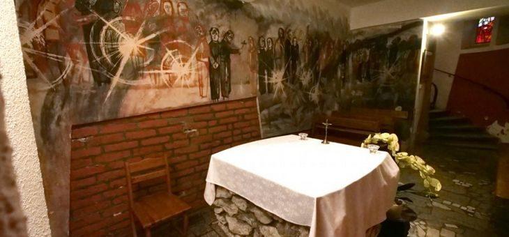 Masowy mord u jezuitów dokonany przez Niemców w drugim dniu Powstania Warszawskiego
