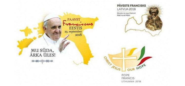 Papież Franciszek w trzech krajach bałtyckich