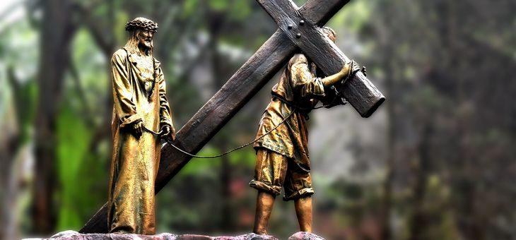 Dramat męki Jezusa