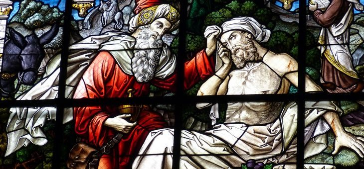 Samarytanin i bliźni