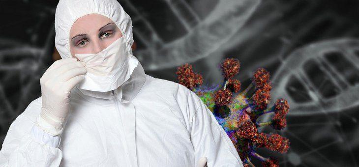 Modlitwa w czasie pandemii koronawirusa