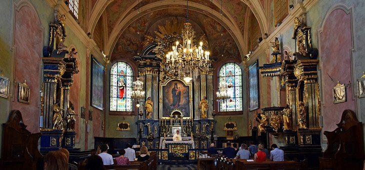 Kościół św. Barbary i jego zabytki