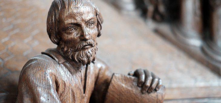 Faryzeusz i celnik, czyli o zarozumiałości, pokorze i usprawiedliwieniu