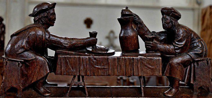 O niegościnnych Samarytanach, i o niedobrym pomyśle Jakuba i Jana