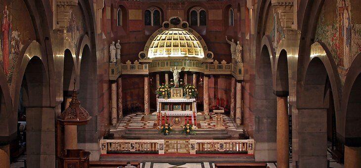 Jubileusz konsekracji kościoła Serca Jezusowego w Krakowie