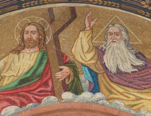 Bóg Ojciec i Jednorodzony Syn