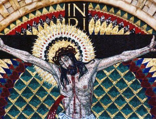 Przebity bok Chrystusa