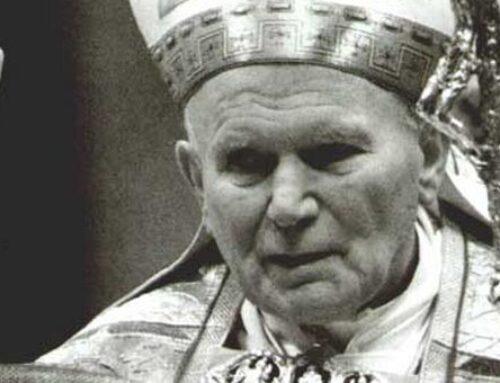 Dziękczynienie za św. Jana Pawła II